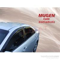 Carat Renault Megane 2 SDN 2003-2009 Mugen 4Lü Cam Rüzgarlık