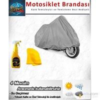 Schwer Honda Cbf 150 Çantalı Araca Özel Motorsiklet Brandası