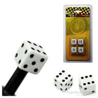 Dreamcar Beyaz Zar Sibop Kapağı 4'lü Set 8010101