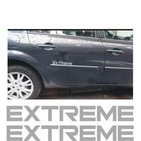 Sticker Masters Renault Megane Extreme Sticker