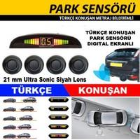 Otocontrol Park Sensör Türkçe Konuşan Ekranlı Siyah Rt231V 38531