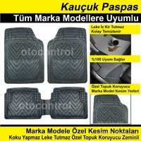 Mercedes C W204 2009 Model Kauçuk Paspas 40211