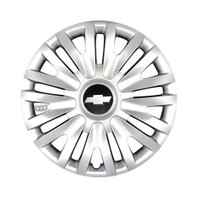 Bod Chevrolet 14 İnç Jant Kapak Seti 4 Lü 417