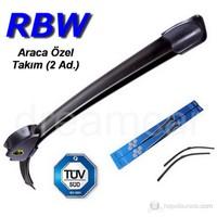 Rbw Renault Fluence Kasa İçin Muz Silecek Takım 610 mm+410 mm 90104