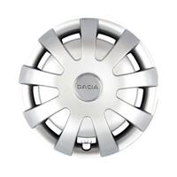 Bod Dacia 15 İnç Jant Kapak Seti 4 Lü 509