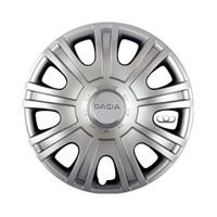 Bod Dacia 15 İnç Jant Kapak Seti 4 Lü 519