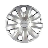 Bod Dacia 15 İnç Jant Kapak Seti 4 Lü 521
