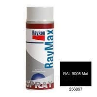 Raymax Mat Siyah (Ral 9005) Akrilik Sprey Boya 400 Ml. 04256097