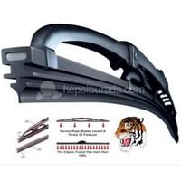 Dreamcar Tiger Grafitili Universal Silecek Takım 48 Cm. (2 Adet) 20006