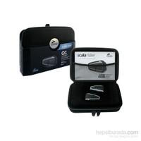 Q1 Passenger Bluetooh Kulaklık (İkili Paket) - Sürücü - Yolcu