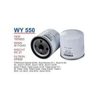 Wunder Ford Escort 1.3 Yağ Filtresi Oem No: 1070523