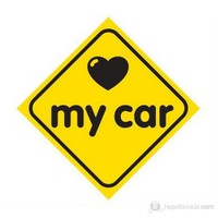 Dreamcar Vantuzlu Amblem ''Love My Car'' 3300706