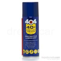 404 40+ Koruyucu Yağlayıcı Sprey 200 Ml.