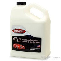 Adam's Polishes Super VRT Tyre & Trim Dressing - Lastik ve Plastik Parlatıcı Koruyucu 3.78 L