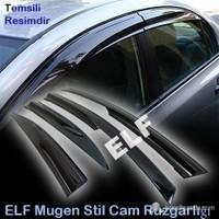 Elf Mercedes W124 Mugen Cam Rüzgarlığı 86/94