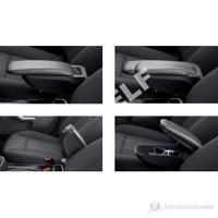 Z Tech Peugeot 307 Kolçak - Araca Özel Siyah