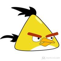Angry Birds Kızgın Kuş Sarı Sticker 11x9 cm