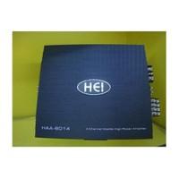 Hei Haa-6014 4 Kanal Amplifikatör