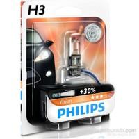 Philips H3 Sis Ampülü % 30 Fazla Işık 85b12336