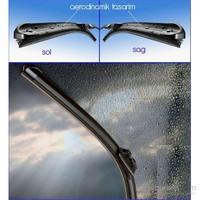 Silbak FORD FIESTA 6 KASA MAKYAJLI 09/2012 >> Muz Silecek SAĞ/SOL Set 47s869