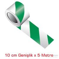 ModaCar BEYAZ/YEŞİL10 Cm Çarpraz Fosfor Bant 548810
