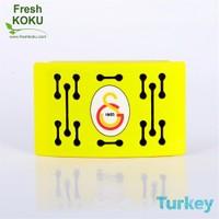 Fresh Koku Galatasaray 43002SR Fresh Oto Kokusu Sarı, Fruity Melody