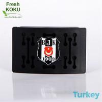 Fresh Koku Beşiktaş 43003 Fresh Oto Kokusu Siyah, Fruity Melody