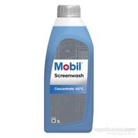 Mobil Screenwash Conc. -65C 1lt Cam Suyu