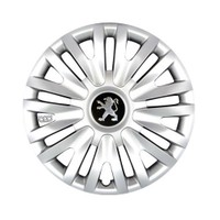 Bod Peugeot 14 İnç Jant Kapak Seti 4 Lü 417