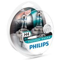 Philips XTREME VISION H4 Ampül Seti % 130 FAZLA IŞIK + % 20 BEYAZ IŞIK 103816