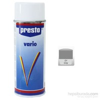 PRESTO GRİ Sprey Boya 968824