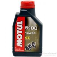 Motul 15W50 Motosiklet Yağı 5100