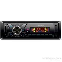 Piranha Charger Z Type Radyo/USB/SD/MP3 Oto Teyp + Park Sensörü