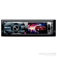 Piranha Cobra X Type Radyolu / USB / SD Kart Girişli / Mp5 Çalar