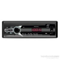 Piranha Ixenit Q Type Radyolu USB / SD Kart Girişli Oto MP3 Çalar