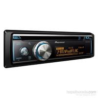 Pioneer DEH-X8700BT CD/MP3/WMA/WAV/AAC/FLAC Çalar