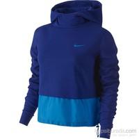 Nike 725718-455 Advance 15 Fleece Hoody Kadın Sweat