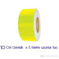 Modacar PETEKLİ SARI Fosfor 10 CM x 5 Metre