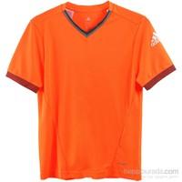 Adidas Ab1372 Ax Clmlt Jsy Y Çocuk Futbol T-Shirt