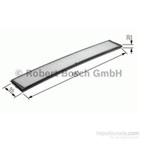 Bosch - Polen Filtresi 316 İ 04.2004-03.2005 - Bsc 1 987 432 036
