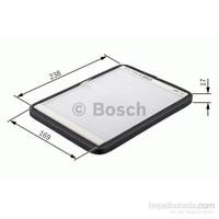 Bosch - Filtre (İç Kısım) (Renault Megane I [-10.02] Tüm Modeller) - Bsc 1 987 432 061