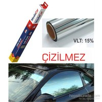 ModaCar ÇİZİLMEZ AYNALI Cam Filmi ( 100 cm X 10 mt - 10 Metrekare )