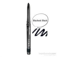 Avon Açılıp Kapanabilen Göz Kalemi Siyah Renk-Pırıltısız