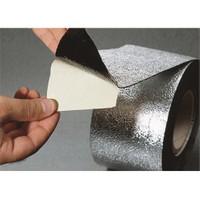 Btm Bitüself Oto Ses Yalıtım Bantı 20 Cm X 10 Metre Aluminyum