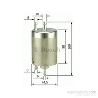 Bosch - Yakıt Filtresi (Mb C Serısı [203 Kasa]) - Bsc 0 450 915 003