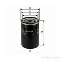 Bosch - Yağ Filtresi (Mb124 Kasa) - Bsc 0 451 103 105