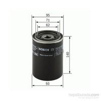 Bosch - Yağ Filtresi (Toyota Hılux 2.4D) - Bsc 0 986 452 001