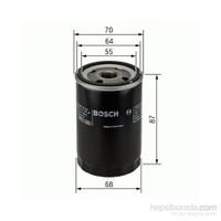 Bosch - Yağ Filtresi Palıo-Albea-Doblo-Punto 1.2 1.4 02> Cıvıc-Accord-Crv-Jazz 02> Combo Corsa A-B Ince Uzun - Bsc 0 986 452 041