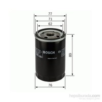 Bosch - Yağ Filtresi (Toyota Camry 3.0I 24V [08.96-]) - Bsc 0 986 452 044