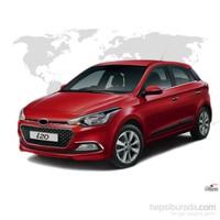 S-Dizayn Hyundai i20 Krom Cam Çıtası 4 Prç. 2014 ve Üzeri